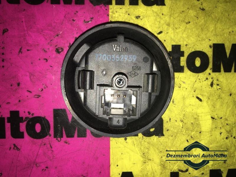 Buton reglaj faruri 13705030 Renault 7700352939