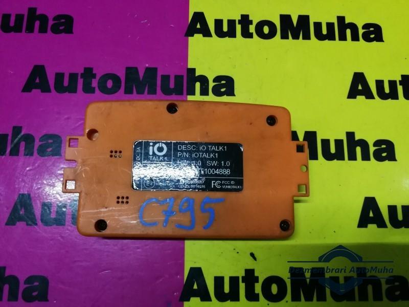 Calculator confort 13676654 Audi 07t1004888