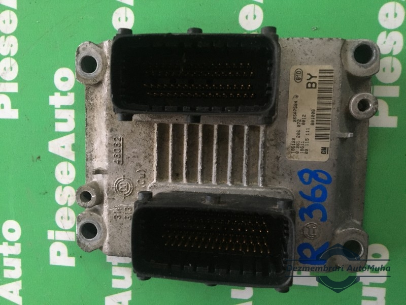 Calculator ecu 13708102 Opel  0 261 206 072