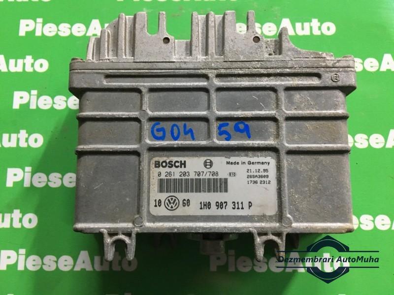 Calculator ecu 13706643 Volkswagen  0261203707/708