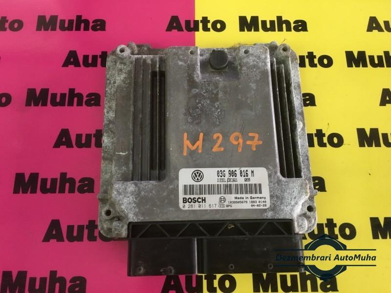 Calculator ecu Volkswagen  0281011617