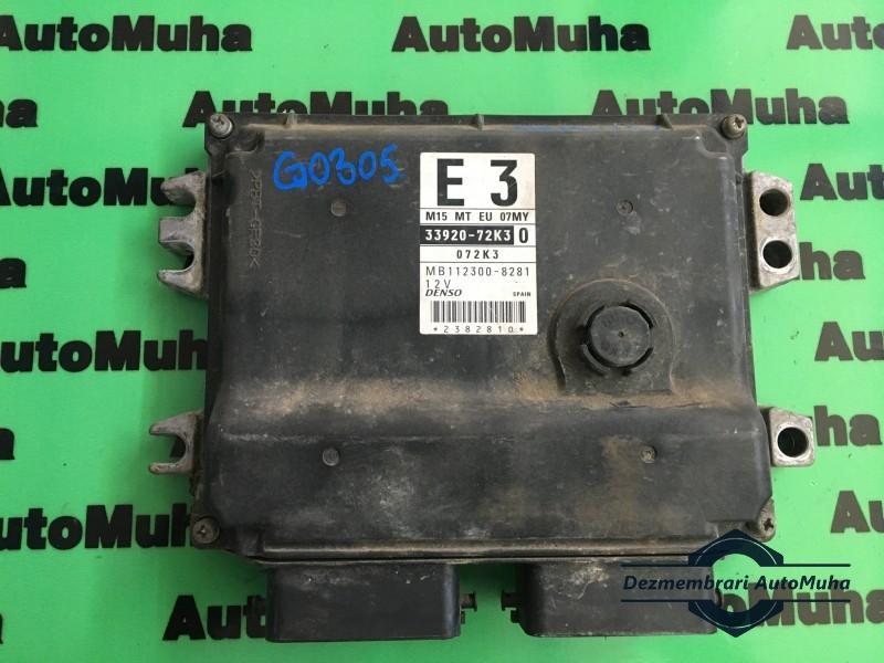 Calculator ecu 13706064 Suzuki  E3