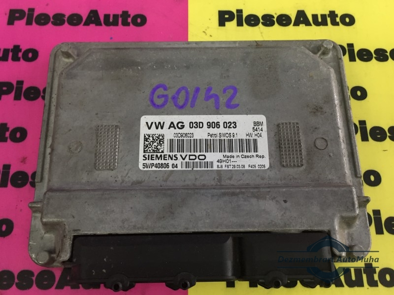 Calculator ecu Skoda 03D906023