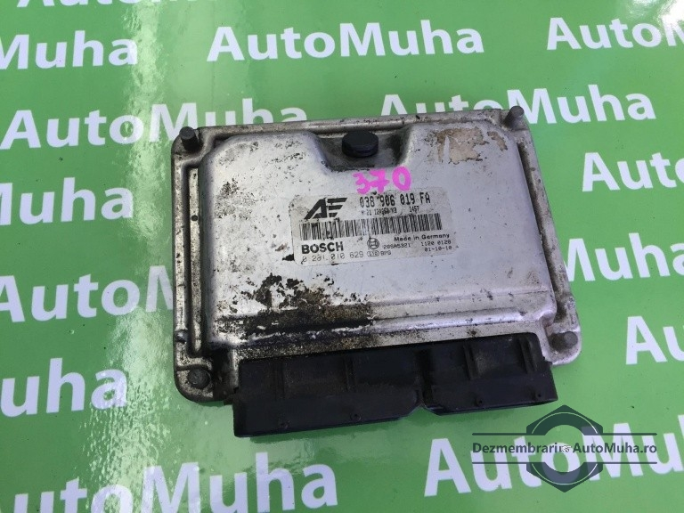 Calculator motor ecu Ford 038906019fa