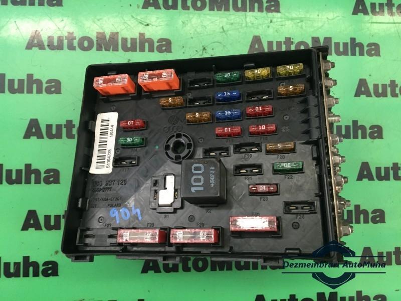 Panou sigurante 13708124 Volkswagen 3c0937125