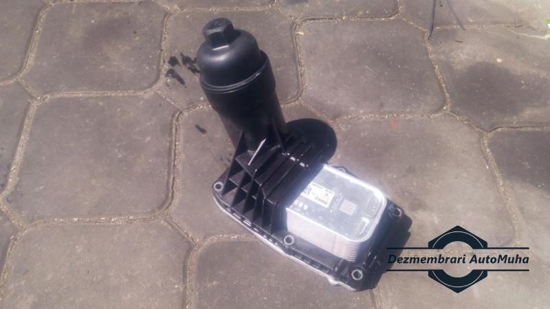 Suport filtru ulei, racitor ulei 13665659 BMW 70377354