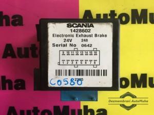 Calculator confort - modul electronic SCANIA