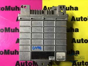 Calculator ECU DAF