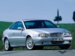 Dezmembram Volvo C70 1998-2005 Volvo