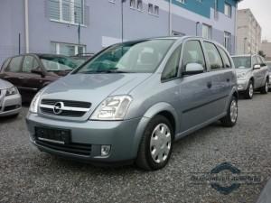 Opel Meriva 2005 Opel