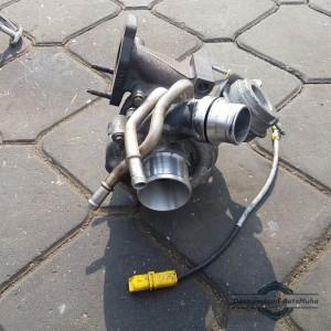 Turbosuflanta 2.0 dCi Nissan